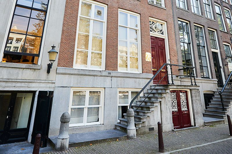 Building Amsterdam Business Address